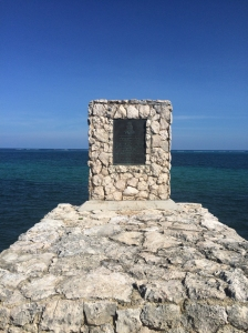 Wreck of 10 Sails Monument